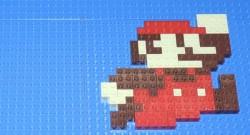 Lego Mario Kickstarter