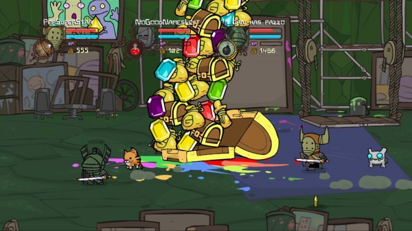 Castle Crashers | XBLA | Horrible Night