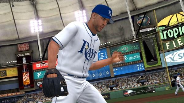 Major League Baseball 2K12 | Degenerative Gaming | Horrible Night