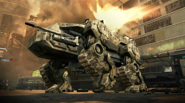 Call of Duty: Black Ops II | Visuals | Horrible Night