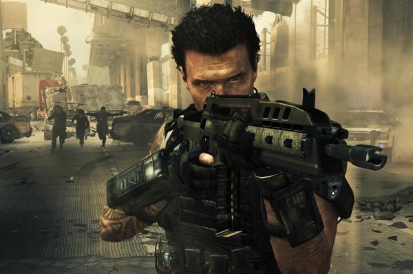 Call of Duty: Black Ops II | Harper | Horrible Night