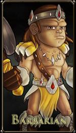 Dungeon Defenders Barbarian