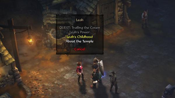 Diablo III Leah