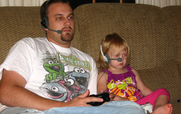Family headsets