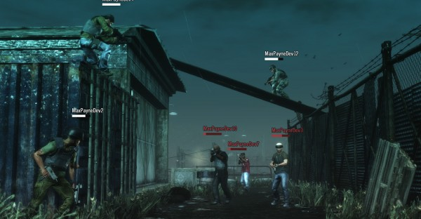Multiplayer in Max Payne 3