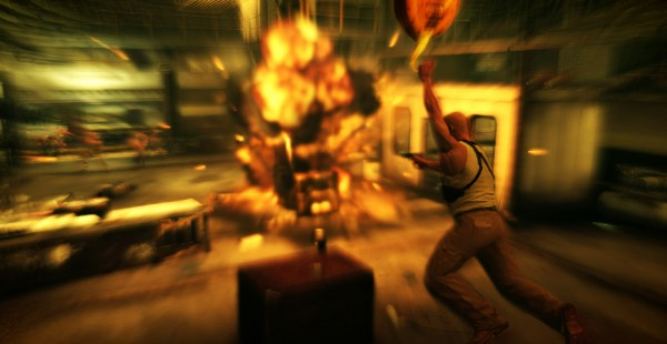 Special Bullet Time sequences in Max Payne 3