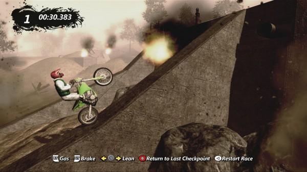 Trials Explosions