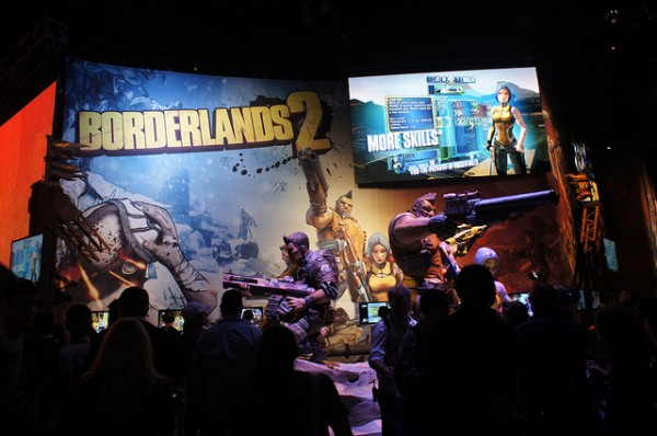 The E3 Experience: Clinging to Hope | Borderlands 2 | Horrible Night