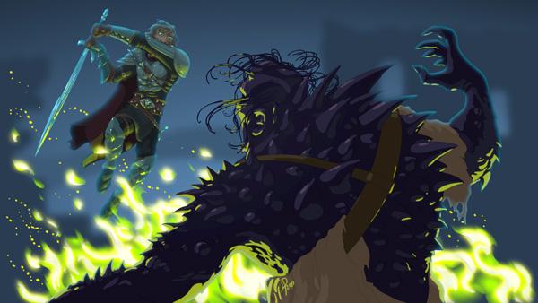 Dragon Age Legends | Horrible Night