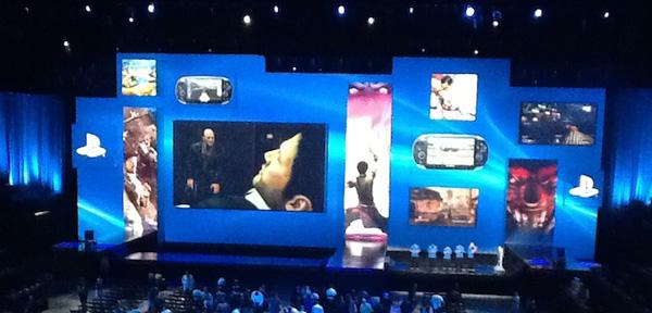 Sony E3 2012 Press Conference