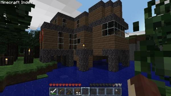 Minecraft   Horrible Night