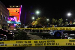 Scene from the Colorado Shooting