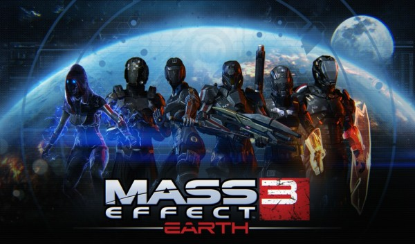 Mass Effect 3: Earth Multiplayer DLC | Horrible Night