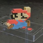 Chalk Mario