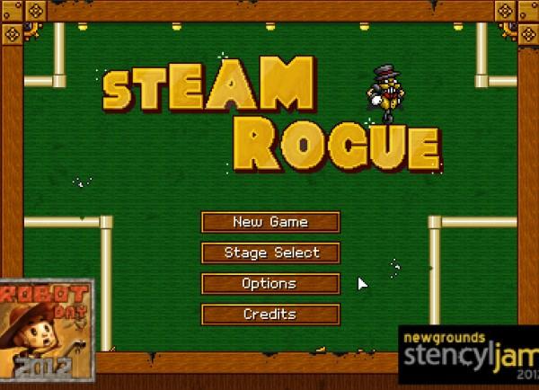 Steam Rogue