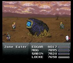Zone Eater