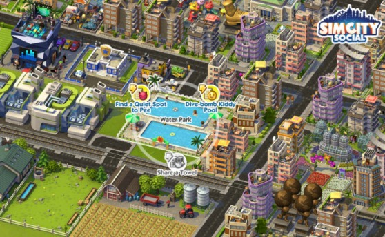 City View View | SimCity Social | Horrible Night