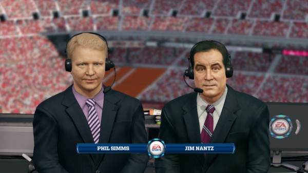 Broadcasters | Madden NFL 13 | Horrible Night