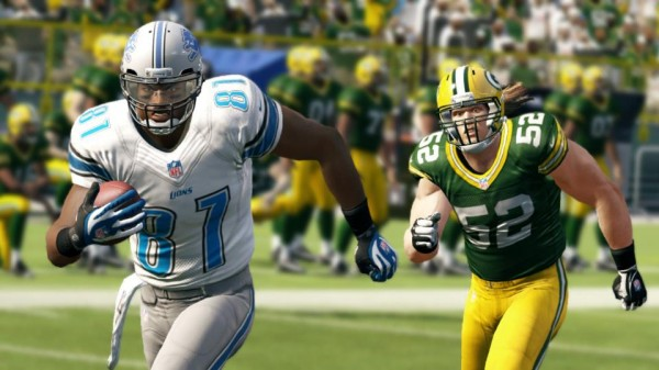 Madden NFL 13 | Megatron | Horrible Night
