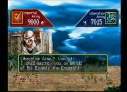 Suikoden battle