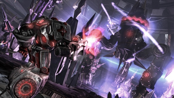 Transformers: War For Cybertron Prime