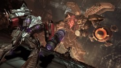 Transformers: War For Cybertron Megatron