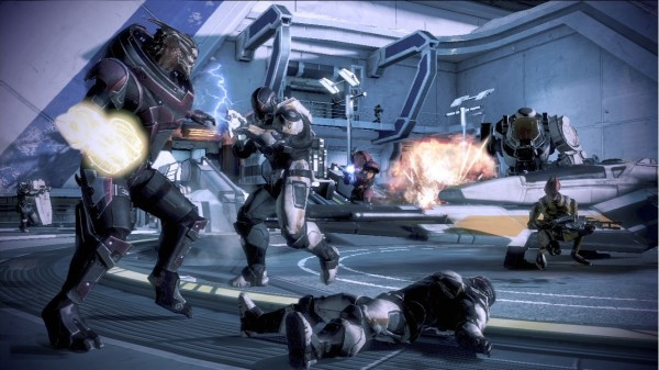 Mass Effect 3   Mutliplayer   Horrible Night