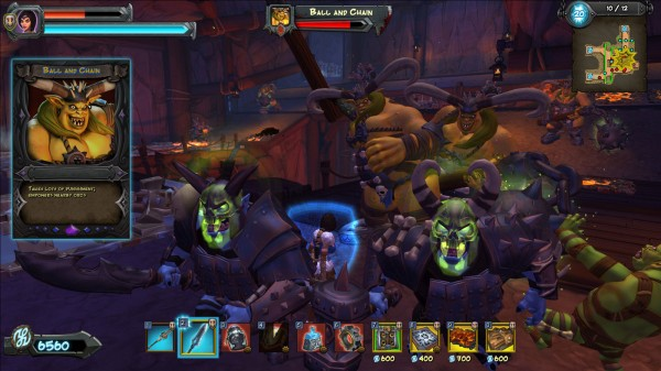 Ball and Chain | Orcs Must Die! 2 'Family Ties' | Horrible Night