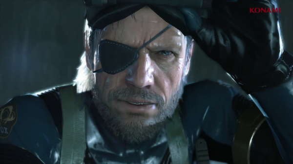 Snake in MGS: Ground Zeroes