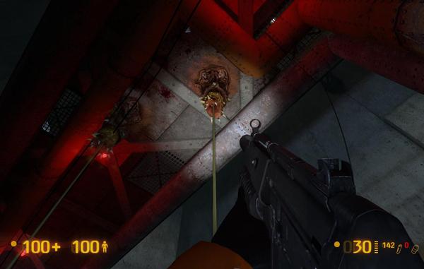 Black Mesa Source creature