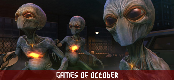 Games of October