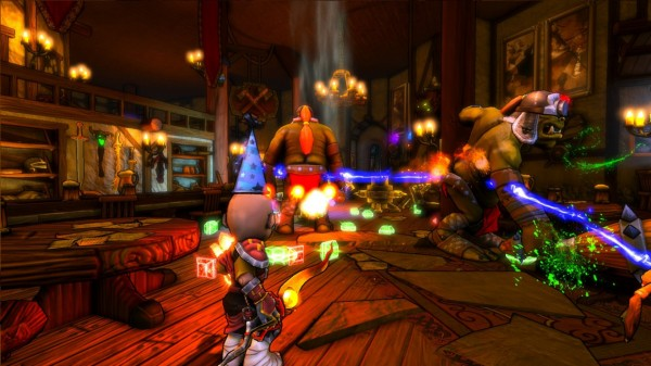 Dungeon Defenders Anniversary Pack | Horrible Night