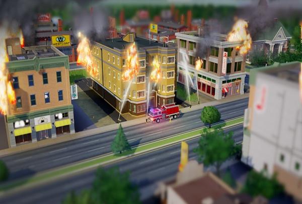 Fire | SimCity