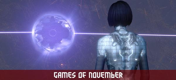Games of November