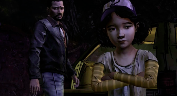 Clementine | The Walking Dead | Horrible Night