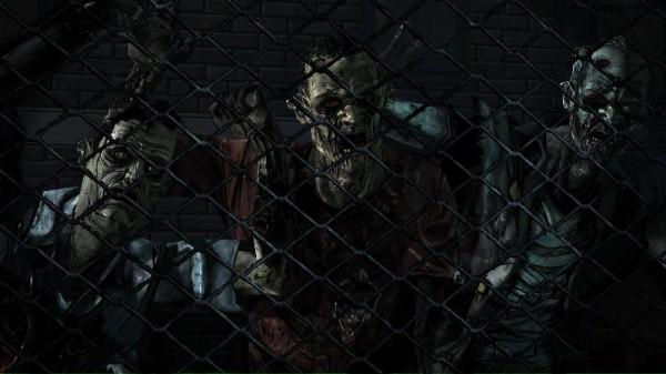 Walkers | The Walking Dead | Horrible Night