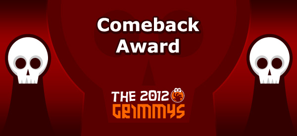 Comeback Award
