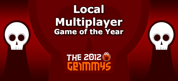 Local Multiplayer Game of the Year