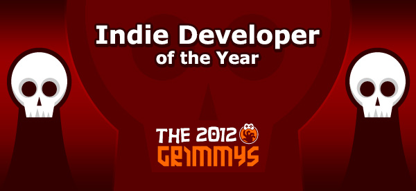 Indie Developer of the Year