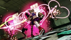Lollipop Chainsaw Hearts