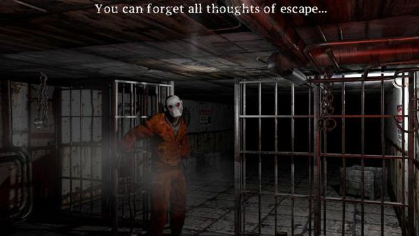 Killer Escape Enemy
