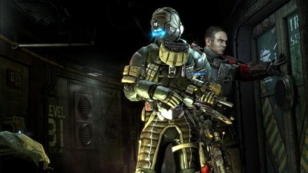 Dead Space 3 Partner
