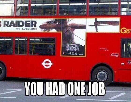 Tomb Raider Ad