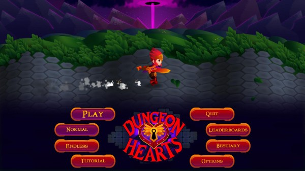 A dungeon is the worst place to leave your heart...