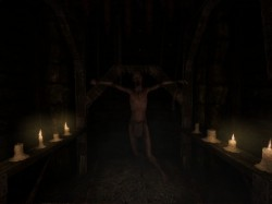 Amnesia: The Dark Descent takes my vote as the number one game I won't be playing with the Rift.