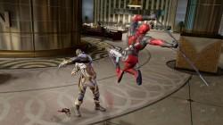 Deadpool Jump