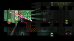 Stealth Bastard Deluxe Goggles