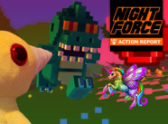 Night Force Action Report #104