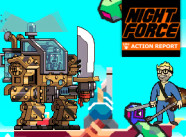 Night Force Action Report