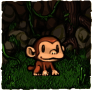 Spelunky Monkey